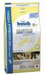 BOSCH Sensitive Lamb & Rice 15 kg - zvìtšit obrázek