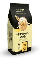 DELIKAN Extrudované tìstoviny 3 kg