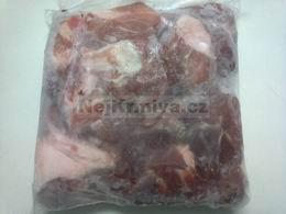 Vepøová svalovina kusová 1 kg