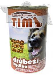 TIM 1200g drùbeží - celomasová konzerva