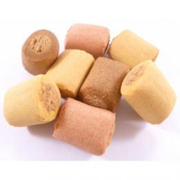 Sušenka - plnìné barevné váleèky mix 1 kg