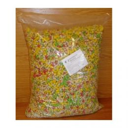 Tìstoviny extrudované 1 kg MIX - nezasíláme PPL, jen osobní odbìr nebo rozvoz