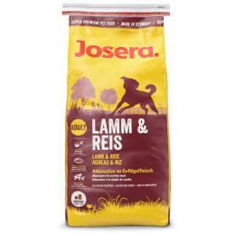 JOSERA Lamb + Rice 15 kg - s jehnìèím masem a rýží