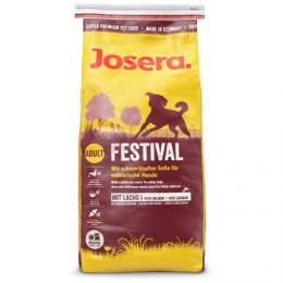 JOSERA Festival 15 kg - s kuøecím a rybím masem v delikátní omáèce