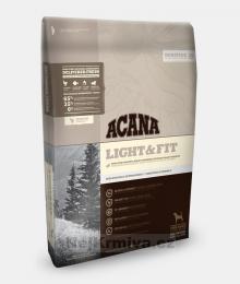 ACANA HERITAGE Light & Fit 11,4 kg + doprava ZDARMA