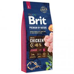 BRIT Premium by Nature JUNIOR L 15 kg - zvìtšit obrázek