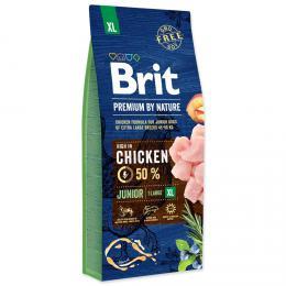 BRIT Premium by Nature JUNIOR XL 3 kg - zvìtšit obrázek