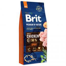 BRIT Premium by Nature SPORT 15 kg - zvìtšit obrázek