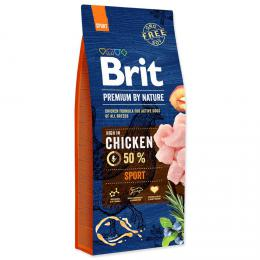 BRIT Premium by Nature SPORT 3 kg - zvìtšit obrázek