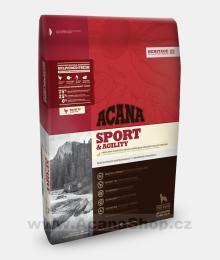 ACANA HERITAGE Sport & Agility 17 kg + doprava ZDARMA