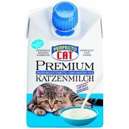 PERFECTO CAT Premium Katzenmilch 200 ml mléko pro koèky