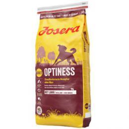 JOSERA Optiness 15 kg s drùbežím a jehnìèím masem