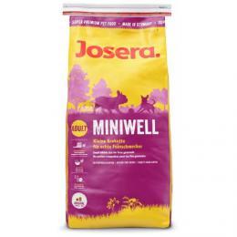 JOSERA Miniwell 15 kg s drùbežím masem