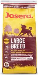 JOSERA Adult Large Breed 15 kg s drùbežím masem a lososem