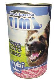 TIM 1200g rybí - celomasová konzerva