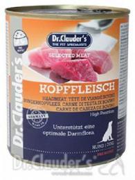Dr.Clauders 800g Kopffleisch (maso z hlavy)