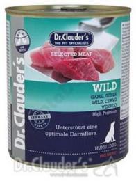 Dr.Clauders 800g Wild (zvìøina) - zvìtšit obrázek
